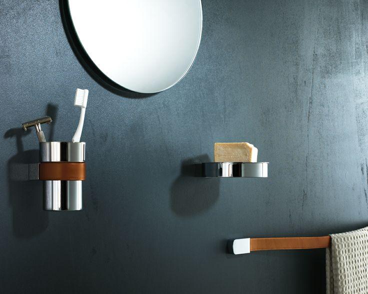 Valli Arredobagno arricchisci il tuo #bagno con dettagli dal #design elegante - www.gasparinionline.it #casa #ideebagno #accessori
