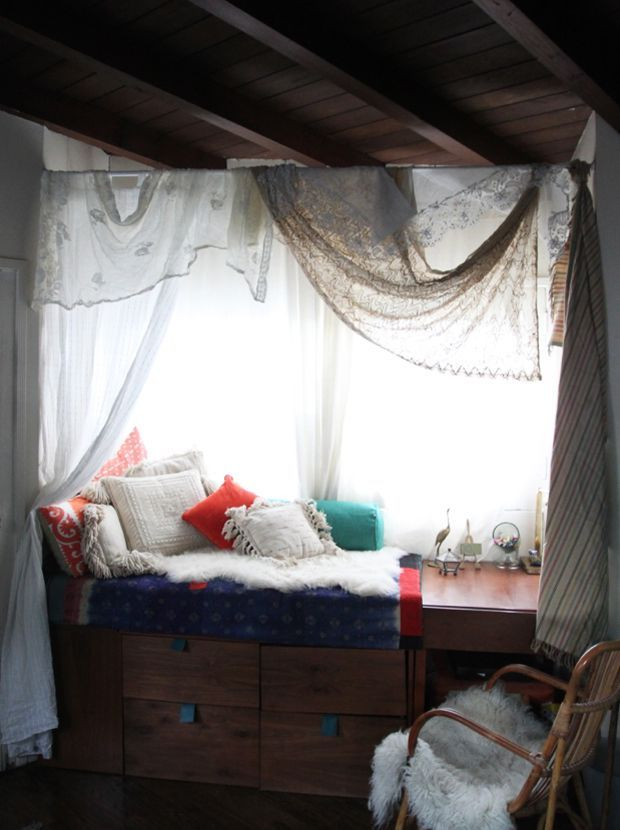 Interiors Round Up 6 Canopy Bed Ideas