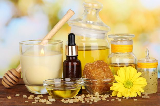 Miodowe naturalne kosmetyki