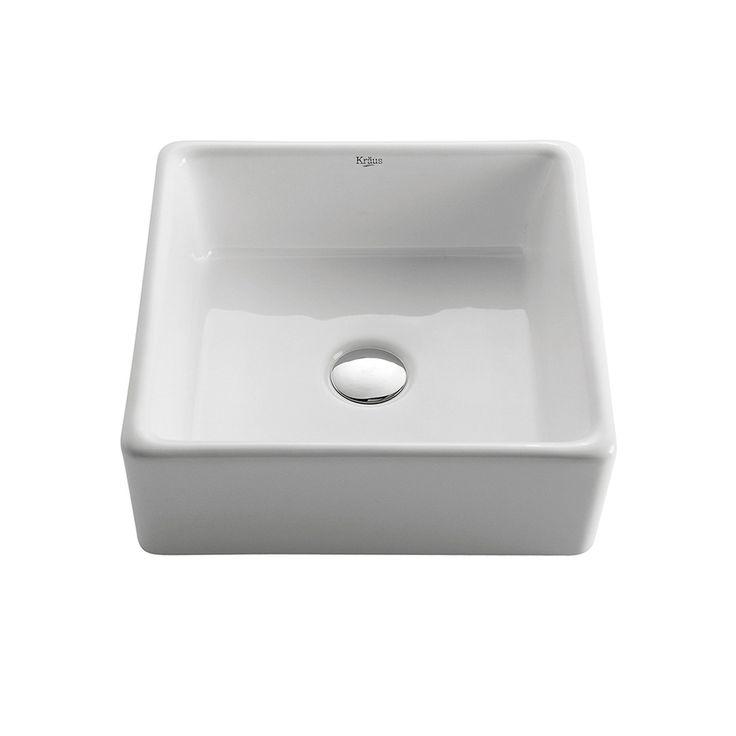 Best 25+ Square bathroom sink ideas on Pinterest Small bathroom