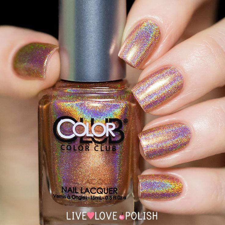 Color Club Cosmic Fate Nail Polish (Halo Hues Collection)