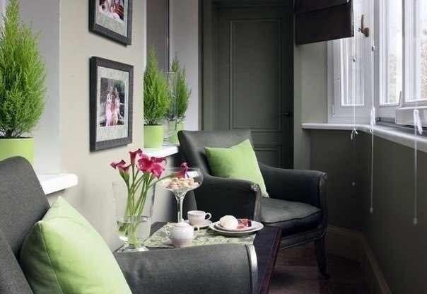 Как объединить комнату и балкон: 5 полезных советов - InMyRoom.ru