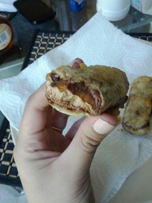 Deep Fried Mars Bars recipe