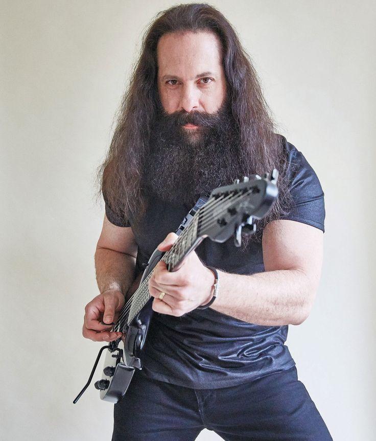 Master Class: The John Petrucci Guitar Method