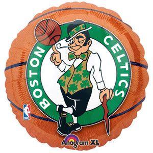 "18"" Boston Celtics Basketball"