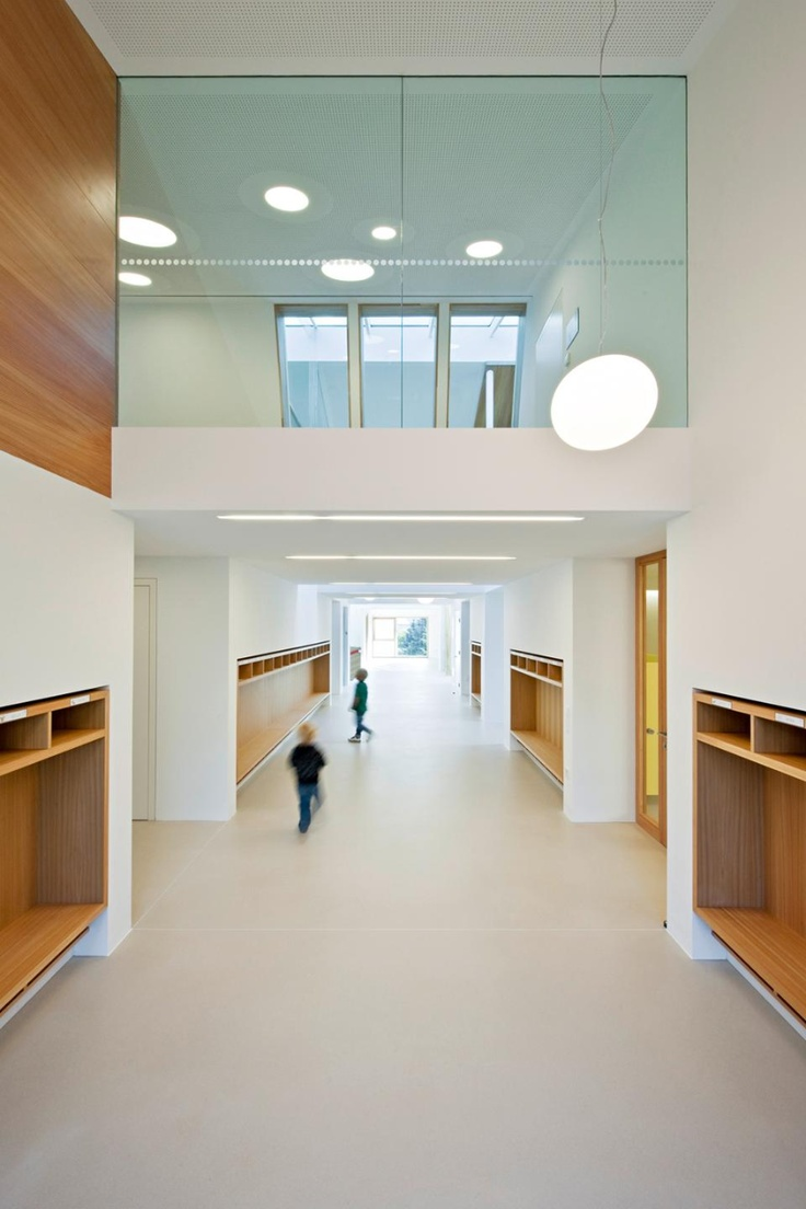 85 best images about educational building school - Interior design for school buildings ...