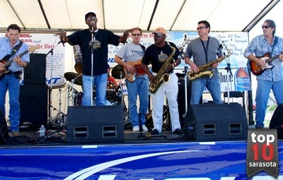 RETURNS MARCH 2013 - Giving Hunger the Blues