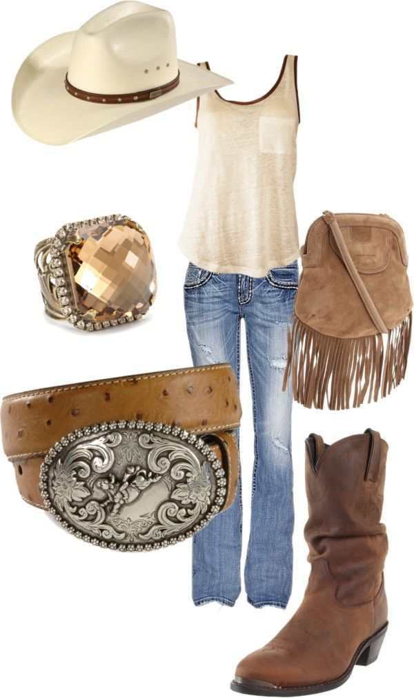 32 best Fashion: Country/Western Style images on Pinterest | My ...