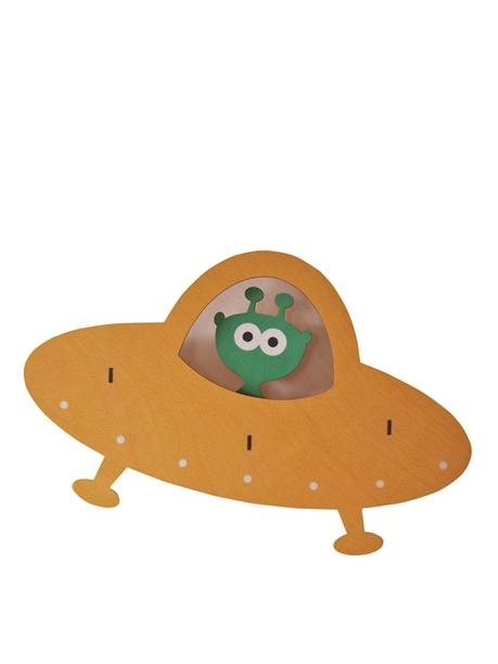 Modern Moose - Cozmo - Flying Saucer Wall Art