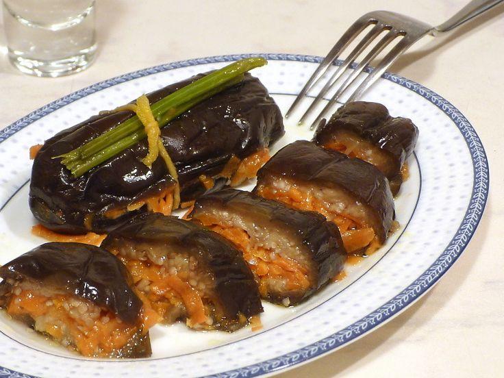 Баклажаны квашеные - Sour eggplant