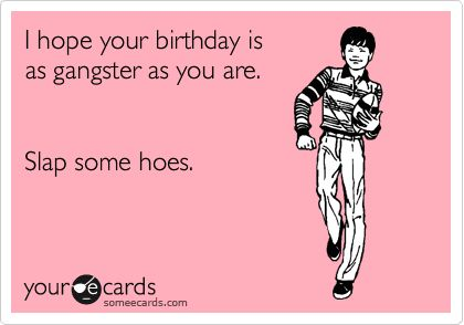 I'm going to send this to someone for their birthday