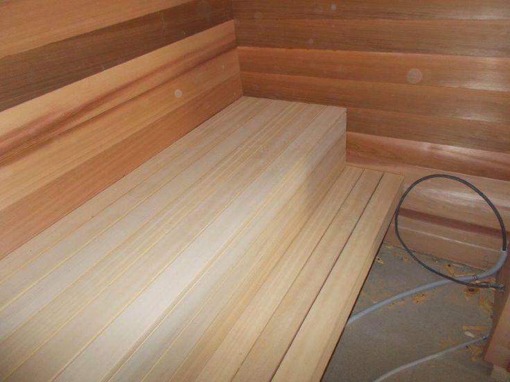 sauna op maat !