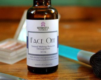 Face Off : Natural Makeup Remover