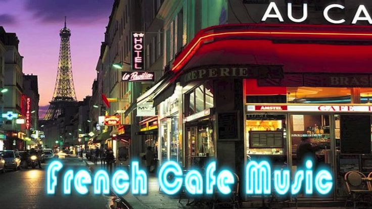 French Music at French Cafe: Best of French Cafe Music (French Cafe Acco...