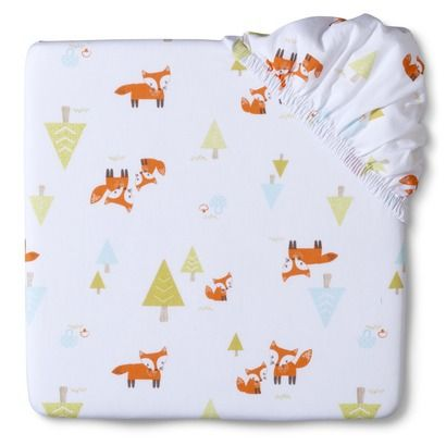 Circo® Woven Woodland Fitted Crib Sheet-- my child WILL have this! - 60 Best Woodland Nursery Inspiration Images On Pinterest Wooden