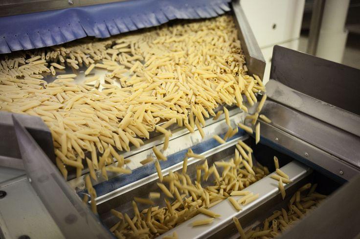 La pasta di grano duro Aureo 100% italiano prodotta dall'azienda Voiello | © Machi di Pace (@machidipace)