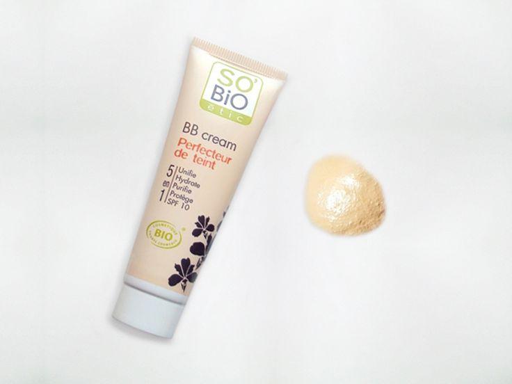 BB CREAM SO' BIO ETIC: la prima BB Cream completamente naturale - Blog di SILVIADGDESIGN