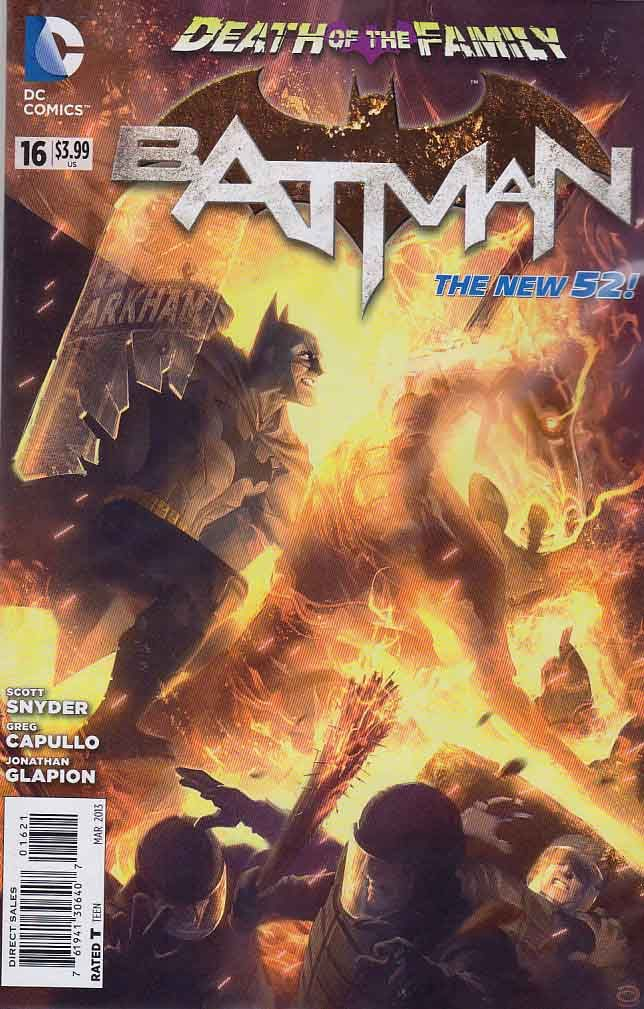 24 best batman death of the family images on pinterest comics batman the new 52 death of the family 16b variant aaron kuder cover fandeluxe Images