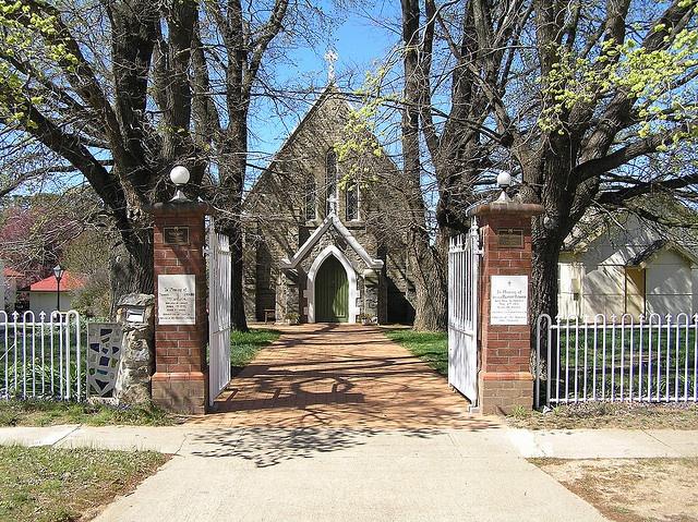 St. Edmund's Church, Gunning, NSW | Flickr - Photo Sharing!