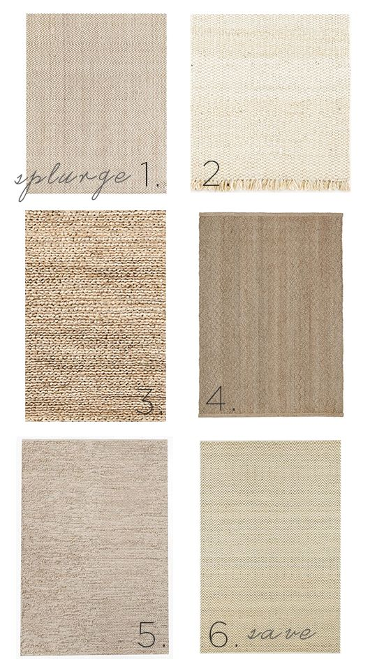 We all know how much I love natural jute rugs – they are affordable, add texture, and have an organic...