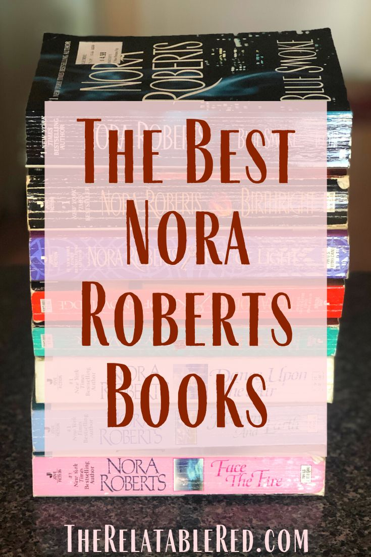 Nora roberts is a new york times bestselling author of