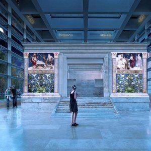 Roma, realtà aumentata e colori: è la nuova vita dell'Ara Pacis