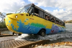 Victoria's Historic Inns - A Bus Tour with a Twist: Travel around Victoria in an amphibious vehicle! - News & Events - Victoria BC Historic Inns - Boutique Hotels Victoria