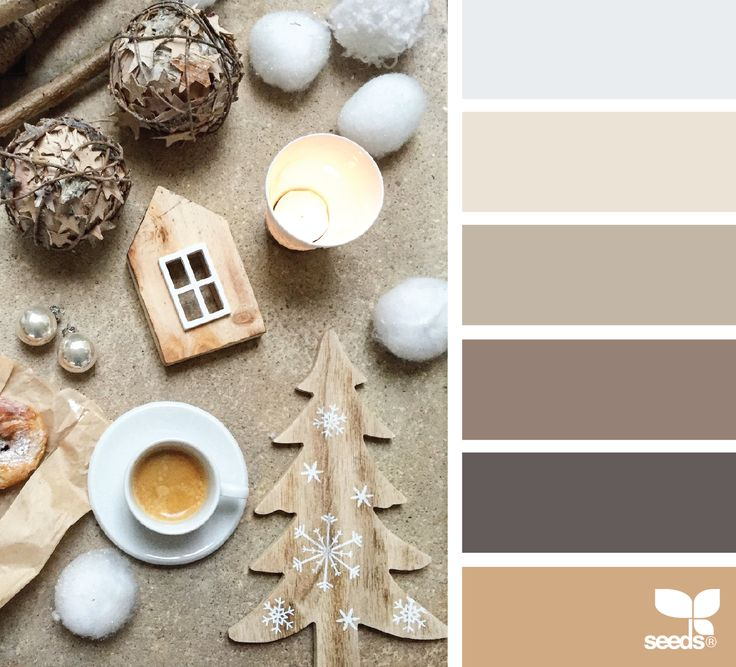 Palette Search: holiday tones