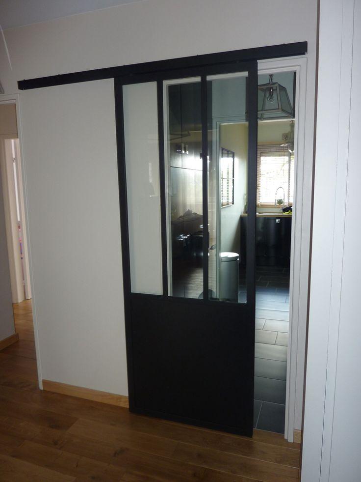 Porte Type Atelier