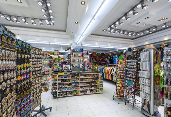 At Dreams Tourist Shop, you will find lots of tourists items from clothes, souvenirs and beach gear to accessories.   Anything you could ask for during your stay at Zakynthos island, in just a shop.