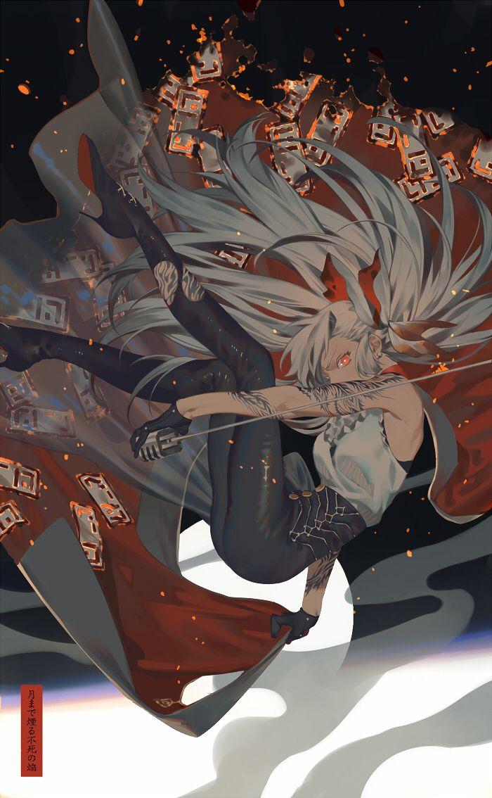 "theamazingdigitalart: ""The amazing digital art of 零@通販始めた """