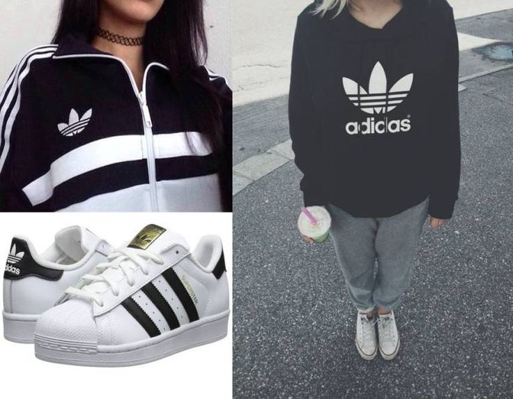 adidas sweats- How to style your Adidas shoes…