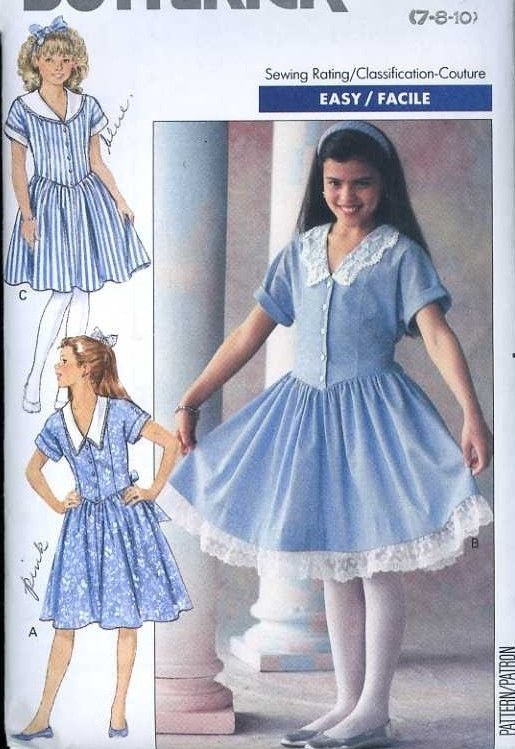 The 441 best Butterick kids patterns images on Pinterest   Child ...