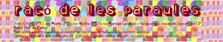 RACO DE LES PARAULES