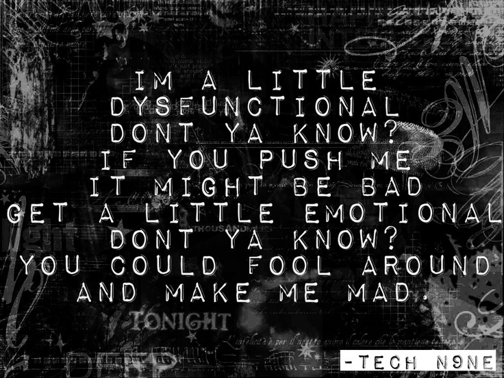 Dysfunctional - Tech N9ne
