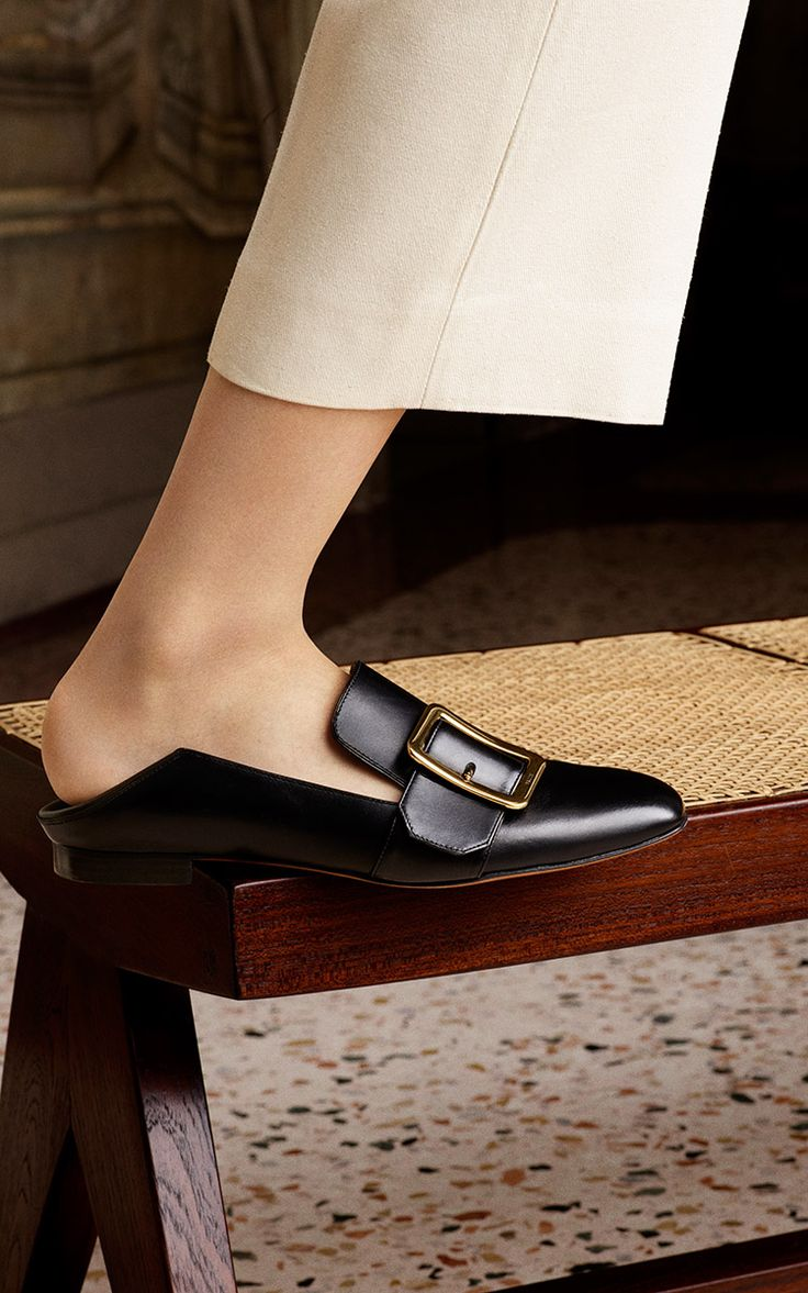 Bally Accessories Spring Summer 2016 #shoes