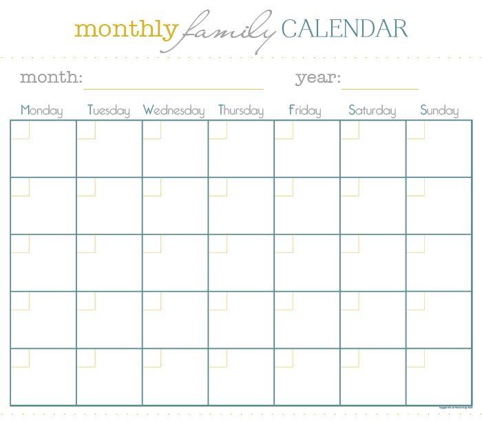 Weekly Calendar Ideas : Best calendar weekly images on pinterest