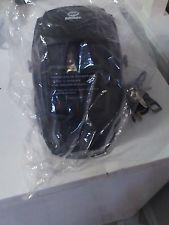 NEW Miller Welding Helmet - Black with Digital Performance Lens
