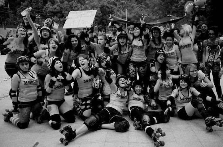 Roller Derby Colombia, Bogota Bone Breakers Team