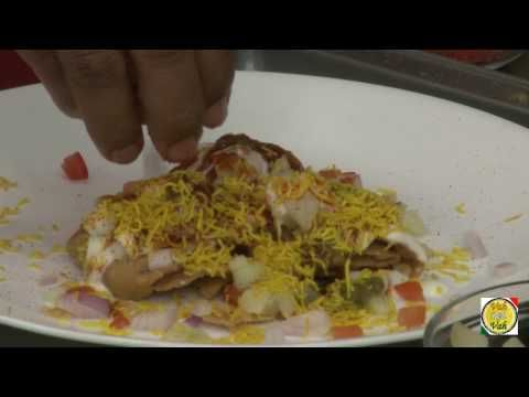 Papdi Chaat - By Vahchef @ Vahrehvah.com - YouTube