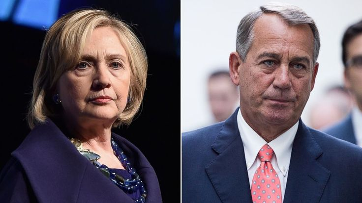 Home> Politics Hillary Clinton Emails: John Boehner Expected to Announce New House Investigation Into Her Practices Mar 15, 2015, 12:52 PM ETTop House Republicans say it should happen this week.