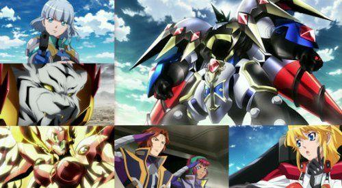 Media Blasters Updates On 'Super Robot Wars' & 'Koe de Oshigoto' Anime Releases