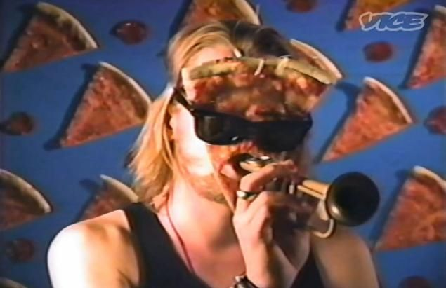 Macaulay Culkin's band Pizza Underground releases their first music video which is a compilation of Velvet Underground songs