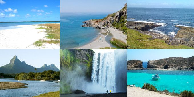 Six Great Island Vacations You CAN Afford!