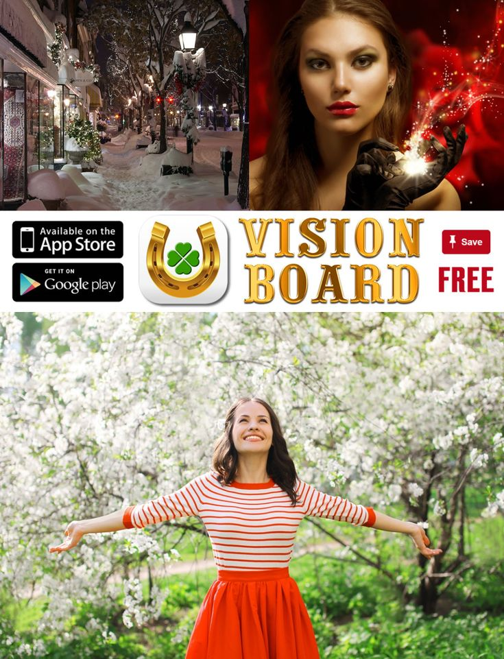 ☞ Install the FREE mobile application on your phone or tablet and enjoy. law of attraction tips, how to build a dream board and vision board love relationship, electronic vision board and how do you make a vision board. Best 2018 vision board ideas and self love. #lawofattraction #planning #feelinggood