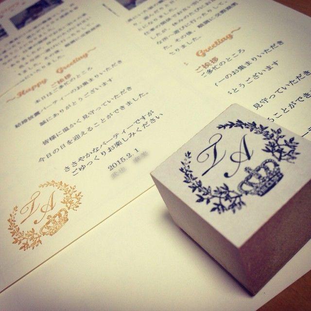 楽に、可愛く手作り♡ウェディングアイテム通販ショップ「PIARY」の手作り招待状キットがおすすめ*にて紹介している画像