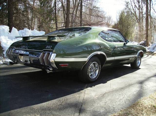 1970 442 for sale in Township, NJ.
