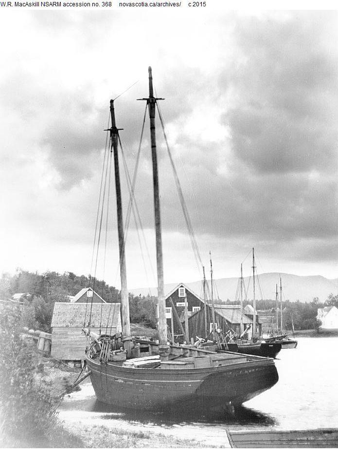698 best nova scotia fishing schooner images on pinterest for Nova scotia fishing