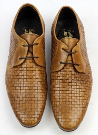 Delicious Junction Basket Weave Shoes