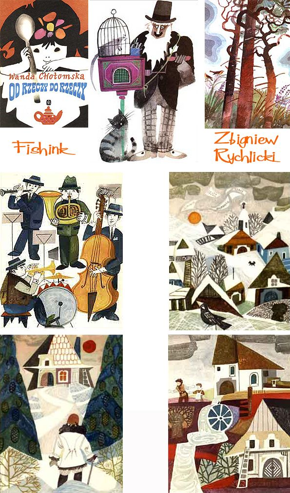 Fishinkblog 8465 Zbigniew Rychlicki 9 Check out my blog ramblings and arty chat here www.fishinkblog.w... and my stationery here www.fishink.co.uk , illustration here www.fishink.etsy.com and here carbonmade.com/.... Happy Pinning ! :)